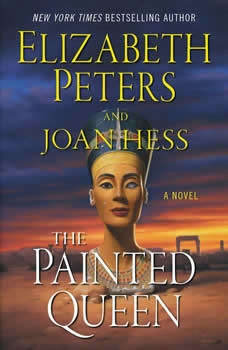 The Painted Queen: An Amelia Peabody Novel of Suspense, Elizabeth Peters