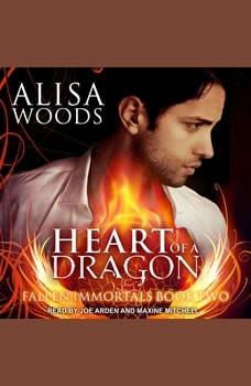 Heart of a Dragon, Alisa Woods