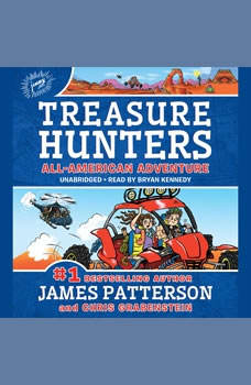 Treasure Hunters: All-American Adventure, James Patterson
