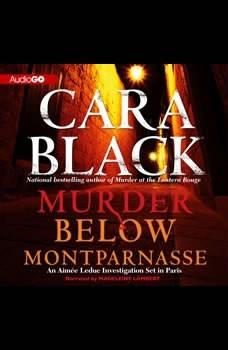 Murder below Montparnasse, Cara Black