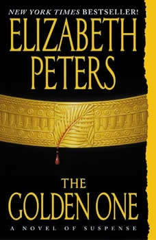 The Golden One: An Amelia Peabody Novel of Suspense, Elizabeth Peters