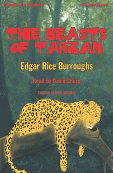 The Beasts Of Tarzan, Edgar Rice Burroughs