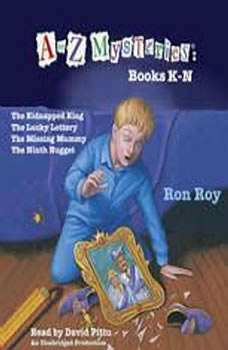 A to Z Mysteries: Books K-N, Ron Roy