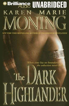 The Dark Highlander, Karen Marie Moning