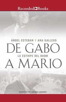 De Gabo a Mario: Una breve historia del boom latinoamericano, Angel Esteban