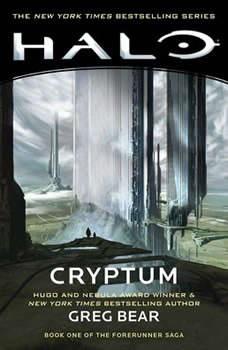 HALO: Cryptum, Greg Bear