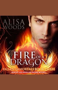Fire of a Dragon, Alisa Woods