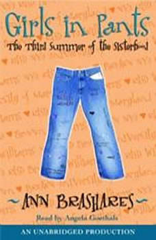 Girls in Pants: The Third Summer of the Sisterhood The Third Summer of the Sisterhood, Ann Brashares