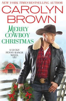 Merry Cowboy Christmas, Carolyn Brown