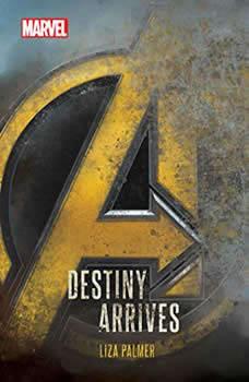 Avengers: Infinity War Destiny Arrives, Liza Palmer