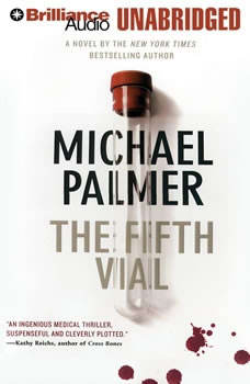 The Fifth Vial, Michael Palmer