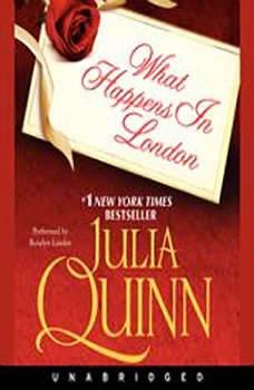 What Happens in London, Julia Quinn