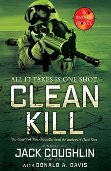 Clean Kill: A Sniper Novel, Sgt. Jack Coughlin