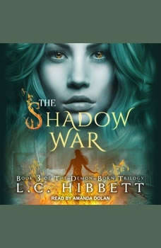 The Shadow War: A Dark Paranormal Fantasy A Dark Paranormal Fantasy, L.C. Hibbett