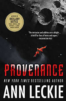 Provenance: Booktrack Edition Booktrack Edition, Ann Leckie
