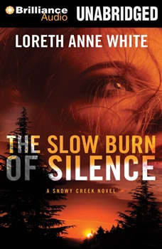 The Slow Burn of Silence, Loreth Anne White