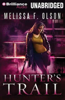 Hunter's Trail, Melissa F. Olson