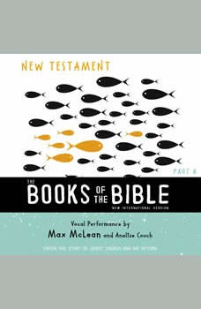 The Books of the Bible Audio Bible - New International Version, NIV: (4) New Testament: Enter the Story of Jesusa€™ Church and His Return, Biblica