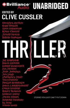Thriller 2: Stories You Just Can't Put Down, Clive Cussler (Editor)