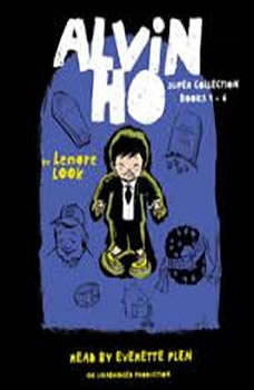 The Alvin Ho Super Collection: Books 1-4, Lenore Look