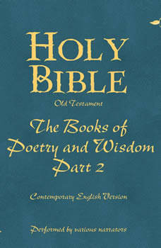 Part 2, Holy Bible Books of Poetry and Wisdom-Volume 12, Various
