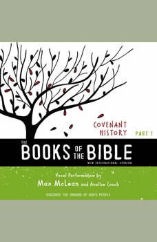The Books of the Bible Audio Bible - New International Version, NIV: (1) Covenant History: Discover the Origins of God's People, Biblica