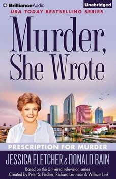 Murder, She Wrote: Prescription for Murder, Jessica Fletcher