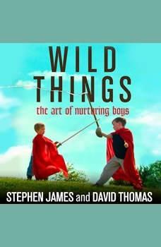 Wild Things: The Art of Nurturing Boys, Stephen James