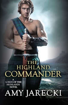 The Highland Commander, Amy Jarecki