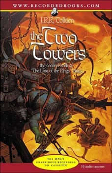 The Two Towers: Book Two in the Lord of the Rings Trilogy Book Two in the Lord of the Rings Trilogy, J.R.R. Tolkien