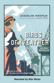 Birds of a Feather, Jacqueline Winspear
