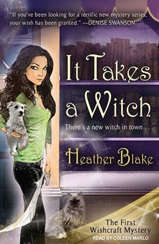 It Takes a Witch: A Wishcraft Mystery A Wishcraft Mystery, Heather Blake