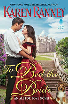 To Bed the Bride: An All for Love Novel, Karen Ranney