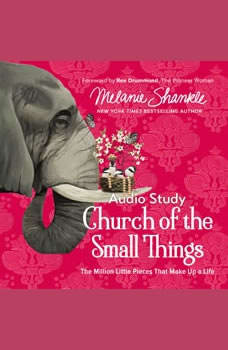 Church of the Small Things Audio Study: Making a Difference Right Where You Are, Melanie Shankle