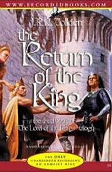 The Return of the King: Book Three in the Lord of the Rings Trilogy, J.R.R. Tolkien