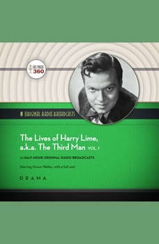 The Lives of Harry Lime, a.k.a. The Third Man, Vol. 1, Hollywood 360