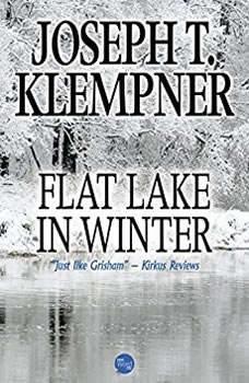 Flat Lake in Winter, Joseph T. Klempner