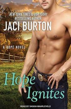 Hope Ignites, Jaci Burton