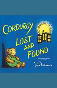 Corduroy Lost and Found, Don Freeman