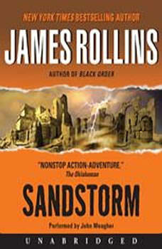 James rollins audio books free
