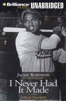 I Never Had It Made, Jackie Robinson