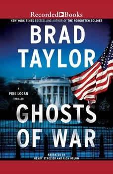 Ghosts of War, Brad Taylor