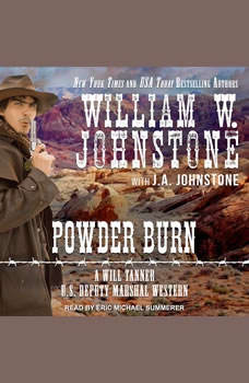 Powder Burn, J. A. Johnstone