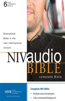 A NIV, Dramatized Audio Bibleudio Download: Multi-voice Edition, Full Cast