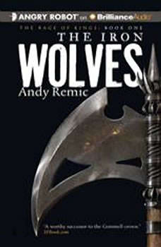 The Iron Wolves, Andy Remic