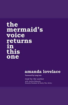 the mermaid's voice returns in this one, Amanda Lovelace