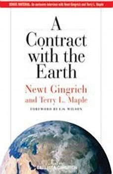 A Contract with the Earth, Newt Gingrich