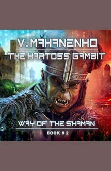 The Kartoss Gambit, Vasily Mahanenko