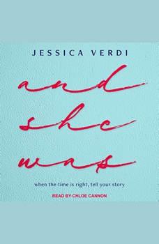 And She Was, Jessica Verdi