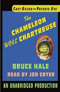Chet Gecko, Private Eye, Book 1: The Chameleon Wore Chartreuse, Bruce Hale